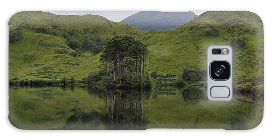 Loch Galaxy S8 Case featuring the photograph Reflections Of Loch Ailt by Denise Dempster