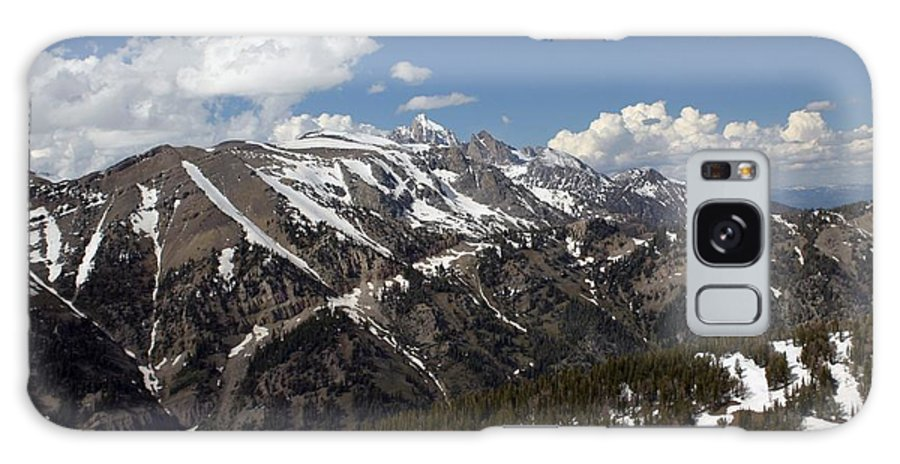 Rendezvous Mountain Galaxy S8 Case featuring the photograph Rendezvous Mountain by Living Color Photography Lorraine Lynch