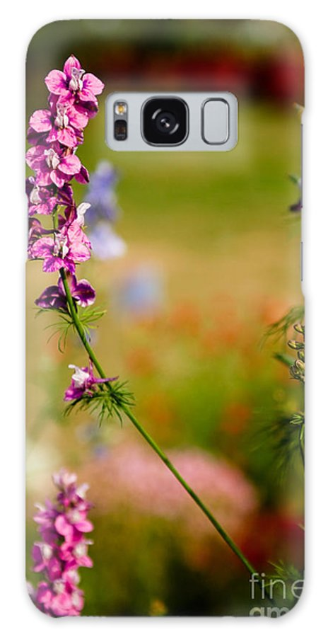 Flower Galaxy S8 Case featuring the photograph Rising High by Syed Aqueel