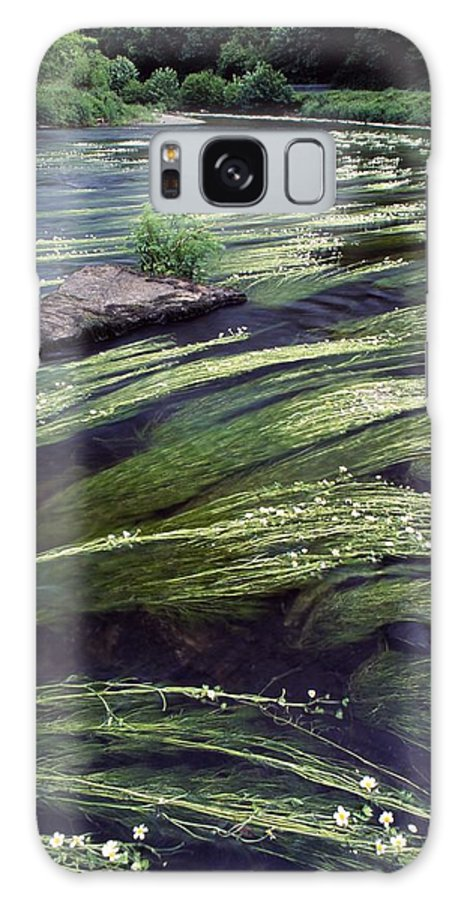 Attraction Galaxy S8 Case featuring the photograph River Bandon, County Cork, Ireland by Richard Cummins