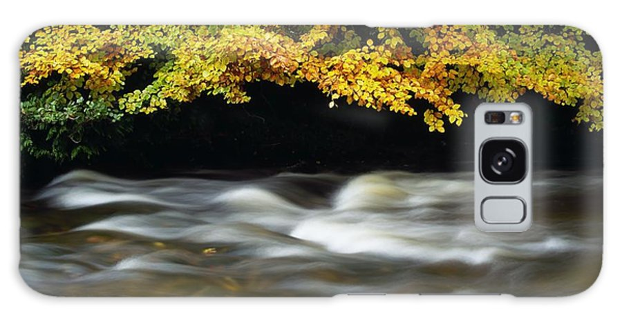 Autumn Galaxy S8 Case featuring the photograph River Camcor by The Irish Image Collection