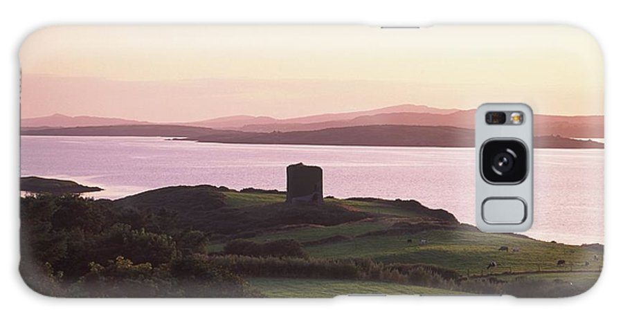 Back Lit Galaxy S8 Case featuring the photograph Roaringwater Bay, Co Cork, Ireland by The Irish Image Collection