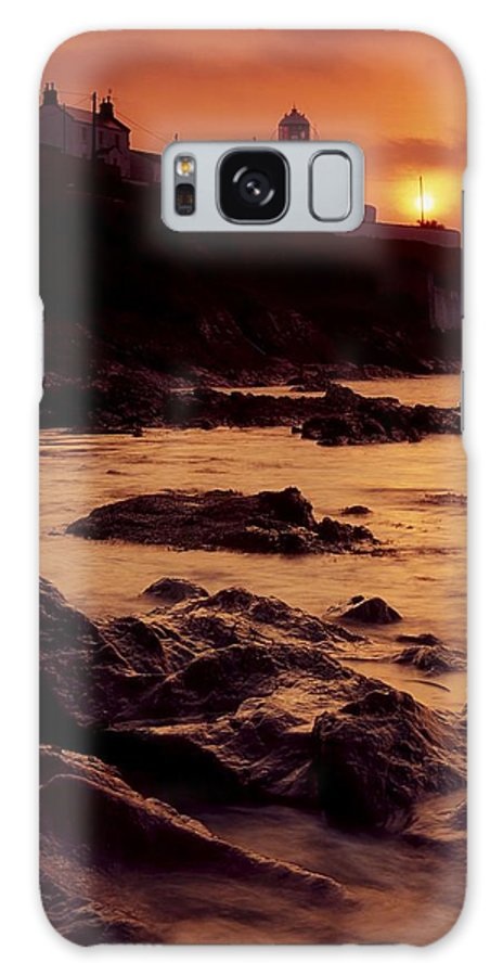 Bluff Galaxy S8 Case featuring the photograph Roches Point, Whitegate, Cork Harbour by Richard Cummins