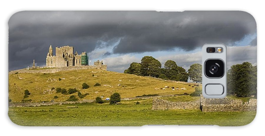 Architectural Galaxy S8 Case featuring the photograph Rock Of Cashel, Cashel, County by Richard Cummins