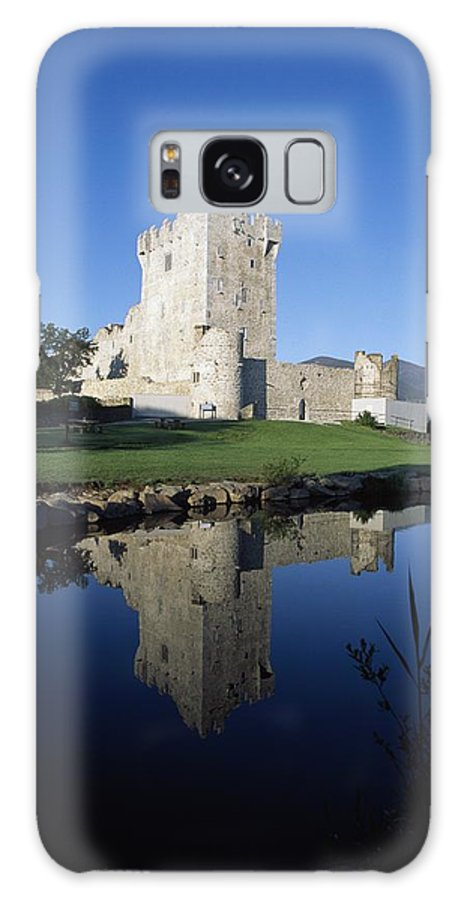 Day Galaxy S8 Case featuring the photograph Ross Castle, Killarney, Co Kerry by The Irish Image Collection