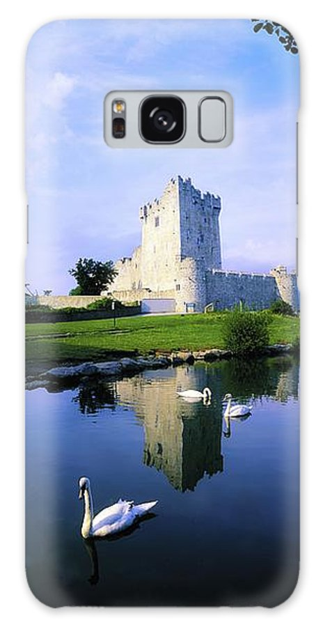 Architecture Galaxy S8 Case featuring the photograph Ross Castle, Lough Leane, Killarney by The Irish Image Collection