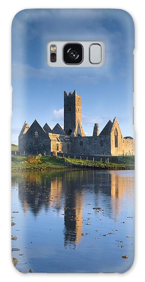 Day Galaxy S8 Case featuring the photograph Rosserk Friary, Co Mayo, Ireland 15th by Gareth McCormack