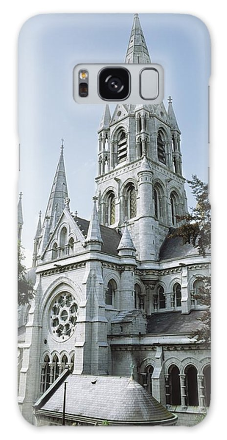 Architectural Exteriors Galaxy S8 Case featuring the photograph Saint Finbarres Cathedral, Cork City by The Irish Image Collection