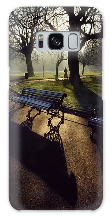 Beauty In Nature Galaxy S8 Case featuring the photograph Saint Stephens Green, Dublin, Co by The Irish Image Collection