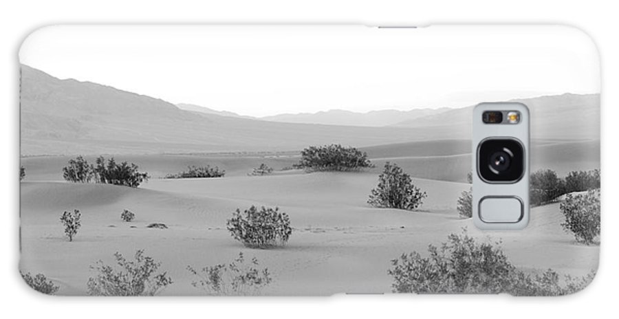 Desert Galaxy S8 Case featuring the photograph Sand Dunes At Death Valley California Usa by Anne Kitzman