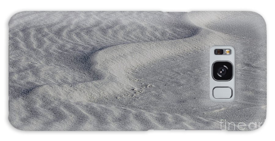 White Sands Galaxy S8 Case featuring the photograph Sand Patterns 2 by Vivian Christopher