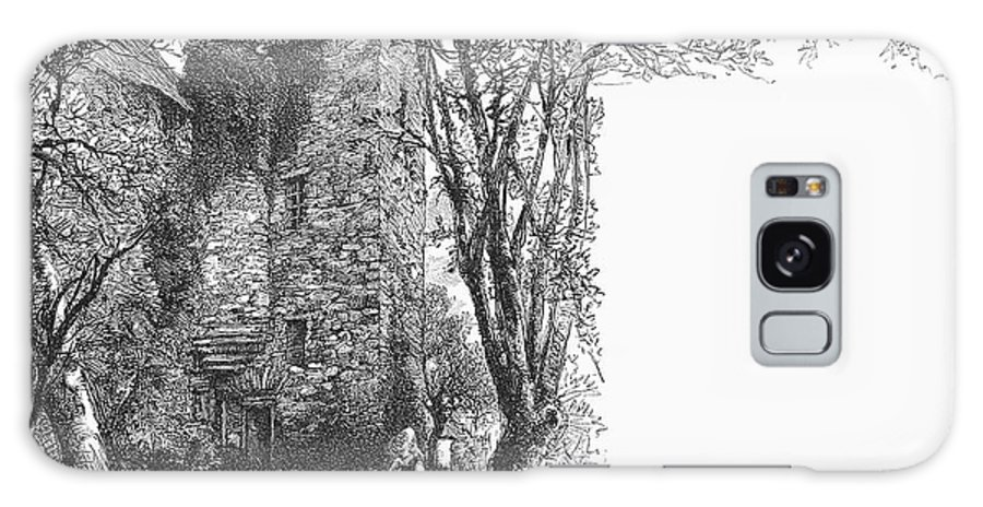 1566 Galaxy S8 Case featuring the photograph Scotland: Jedburgh House by Granger