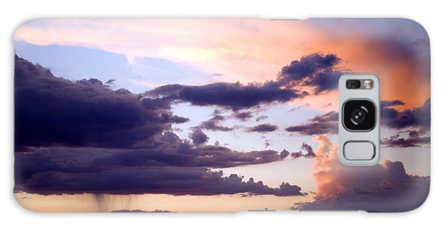 Sedona Arizona Monsoon Storm Galaxy S8 Case featuring the photograph Sedona Summer Storms by Anthony Citro