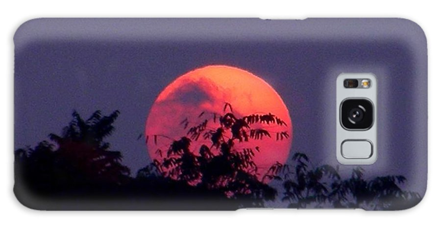 Sunset Galaxy S8 Case featuring the photograph September 22 2007 by Mark Gilman