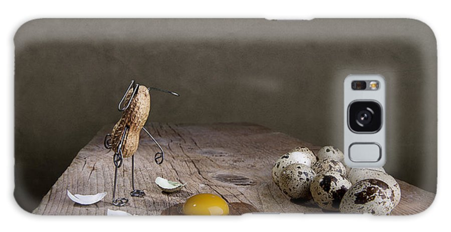 Easter Galaxy S8 Case featuring the photograph Simple Things Easter 05 by Nailia Schwarz