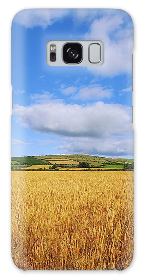 Beauty In Nature Galaxy S8 Case featuring the photograph Slieveardagh Hills, Co Kilkenny by The Irish Image Collection
