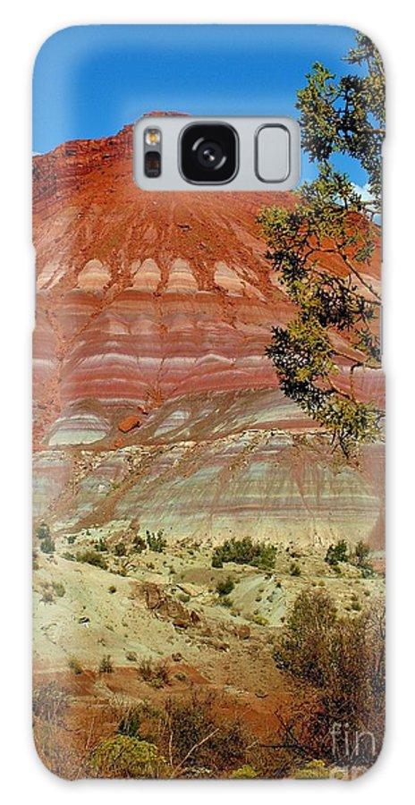 Mountain Galaxy S8 Case featuring the photograph Solitude by Ellen Heaverlo