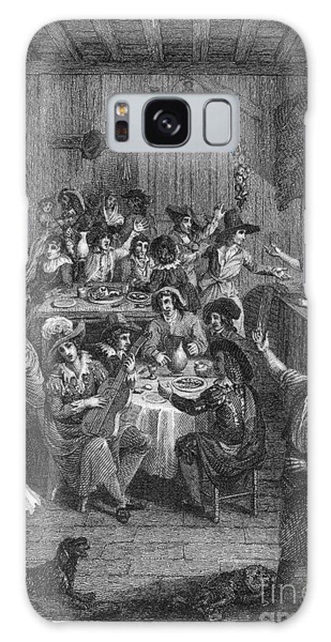 1810 Galaxy S8 Case featuring the photograph Spain: Inn, 1810 by Granger