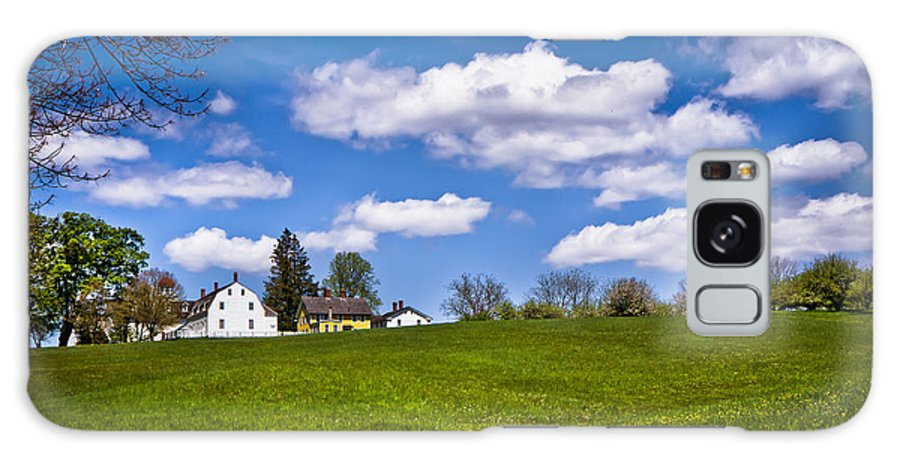 Canterbury Galaxy S8 Case featuring the photograph Spring In Shaker Village by Robert Clifford
