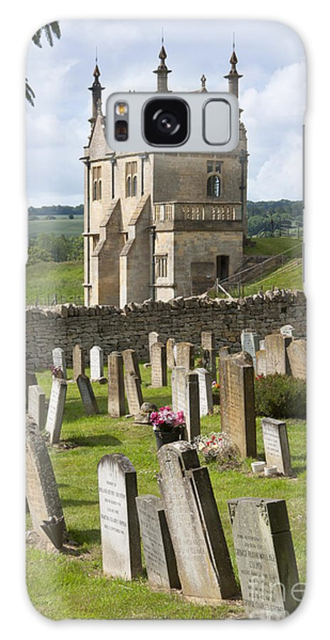 2011 Galaxy S8 Case featuring the photograph St James Church Graveyard by Andrew Michael