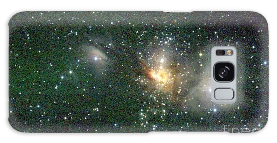 Astronomy Galaxy S8 Case featuring the photograph Star Forming Region by 2MASS project / NASA