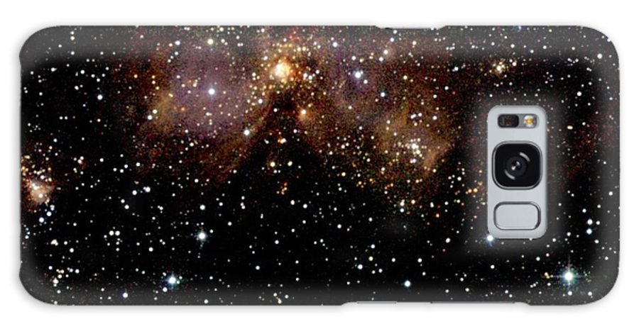 2mass Imagery Galaxy S8 Case featuring the photograph Star Forming Regions by 2MASS project / NASA