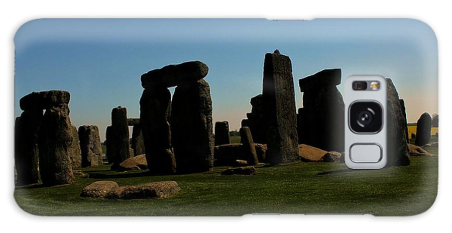 Stonehenge Galaxy S8 Case featuring the photograph Stonehenge England by Rene Triay Photography
