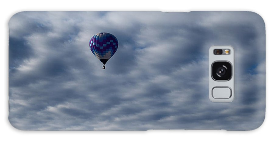 Balloon Galaxy S8 Case featuring the photograph Storm Riders 2 by BuffaloWorks Photography