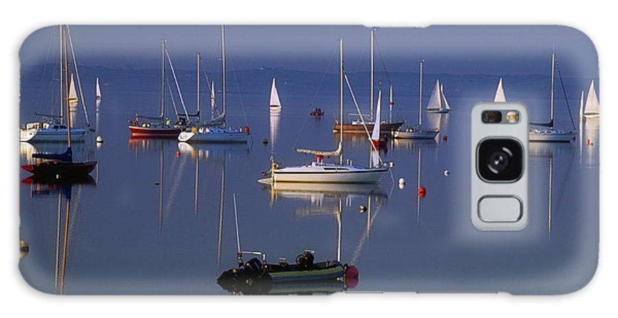 Peaceful Galaxy S8 Case featuring the photograph Strangford Lough, Co Down, Ireland by Sici