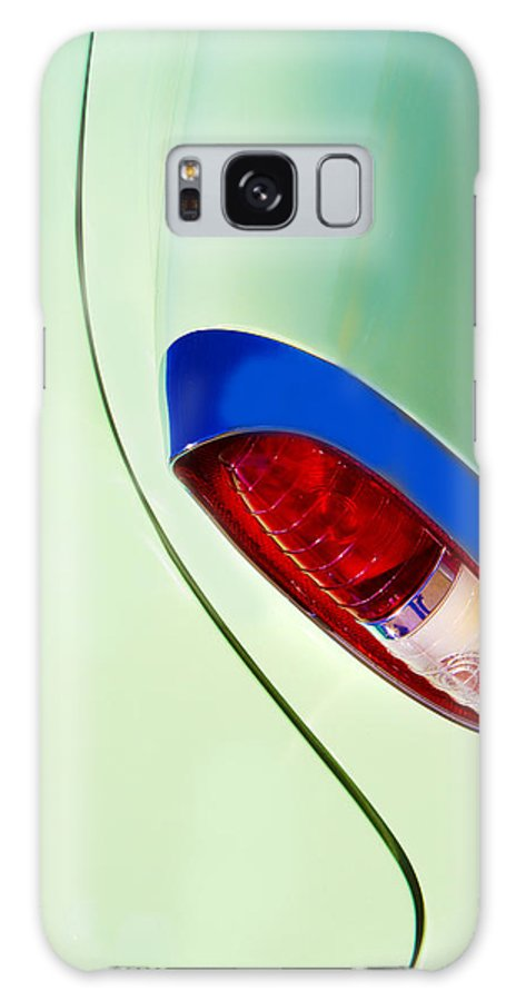 Tail Light Galaxy S8 Case featuring the photograph Stylin' by Rebecca Cozart