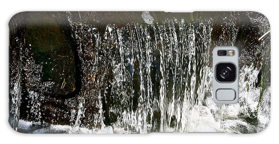 Outdoors Galaxy S8 Case featuring the photograph Suds Falls by Susan Herber