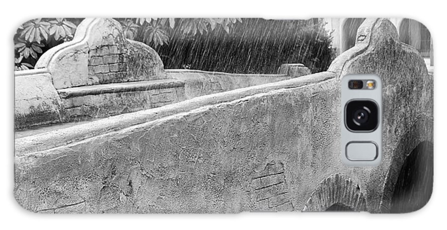 Rain Galaxy S8 Case featuring the photograph Summer Rain by Sophie Vigneault