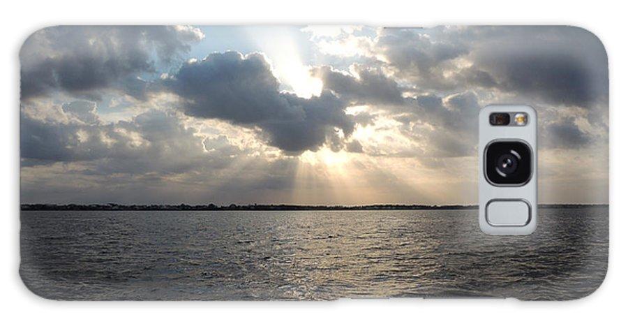 Sunrise Galaxy S8 Case featuring the photograph Sunrise Over Keaton Beach by Marilyn Holkham