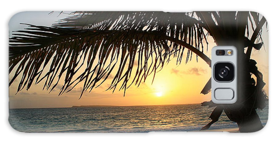 Sunrise Galaxy S8 Case featuring the photograph Sunrise Time by Catie Canetti