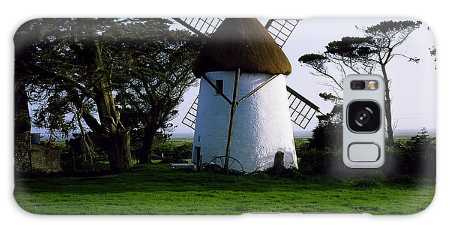 Craft Galaxy S8 Case featuring the photograph Tacumshane Windmill, Co Wexford, Ireland by The Irish Image Collection