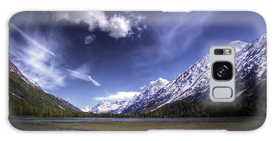 Alaska Galaxy S8 Case featuring the photograph Tern Lake by Michele Cornelius