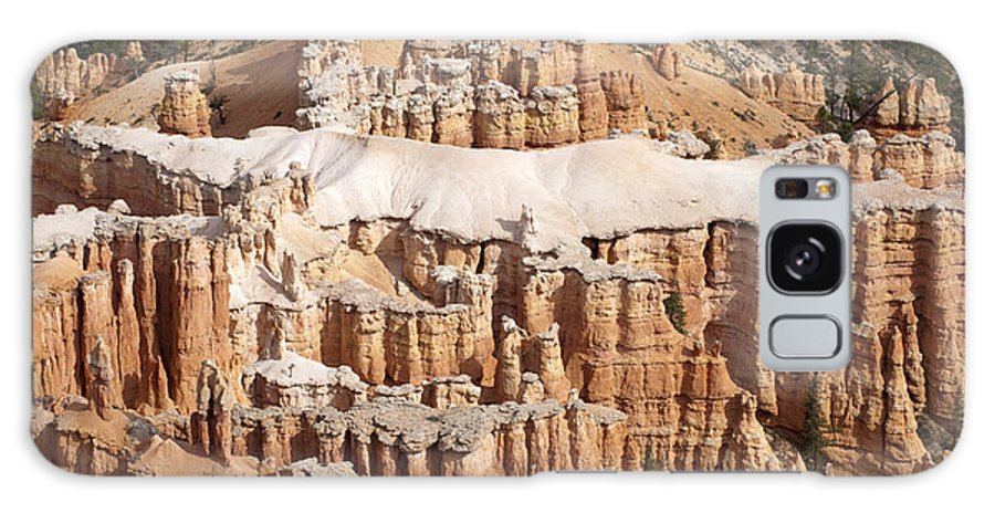 Bryce Canyon Galaxy S8 Case featuring the photograph The Allligator by Sandra Bronstein