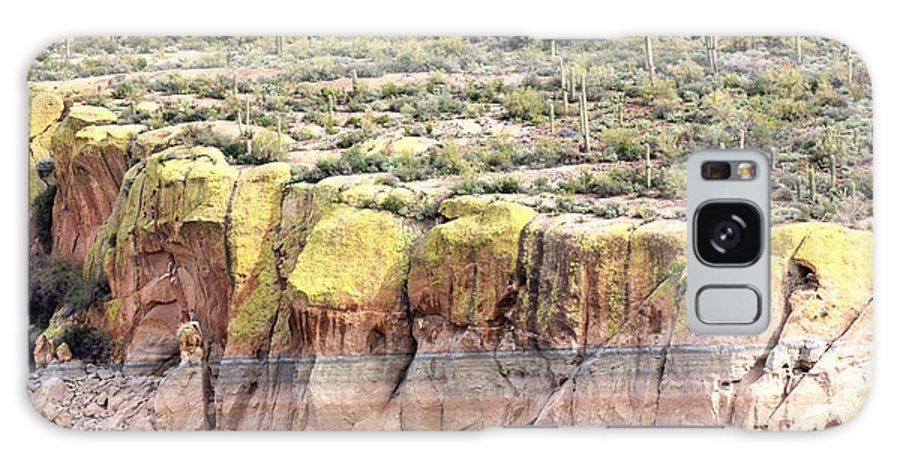 Landscape Galaxy S8 Case featuring the photograph The Beauty Of Iron Nature by Kim Galluzzo Wozniak