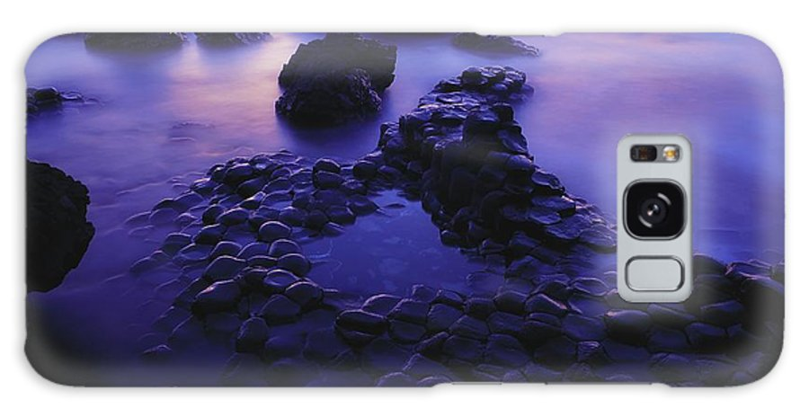 Atlantic Galaxy S8 Case featuring the photograph The Giants Causeway, County Antrim by The Irish Image Collection