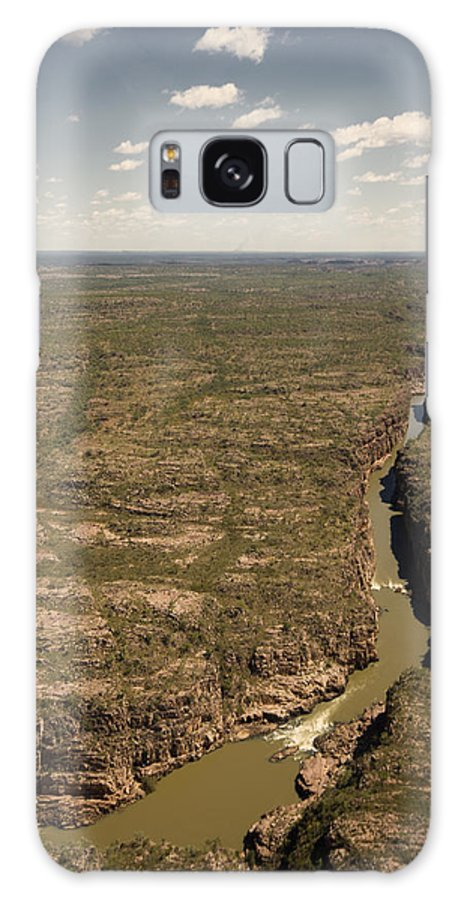 Katherine Gorge Galaxy S8 Case featuring the photograph The Gorge by Douglas Barnard