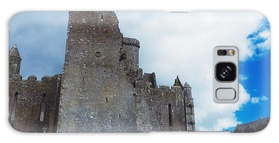 Architectural Detail Galaxy S8 Case featuring the photograph The Rock Of Cashel, Co Tipperary by The Irish Image Collection