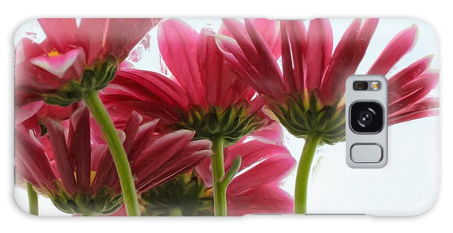 Flowers Galaxy S8 Case featuring the photograph They Might Be Giants by Heidi Smith