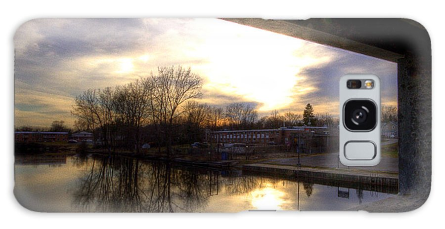 Napanee River Galaxy S8 Case featuring the photograph Time To Go Home by John Herzog