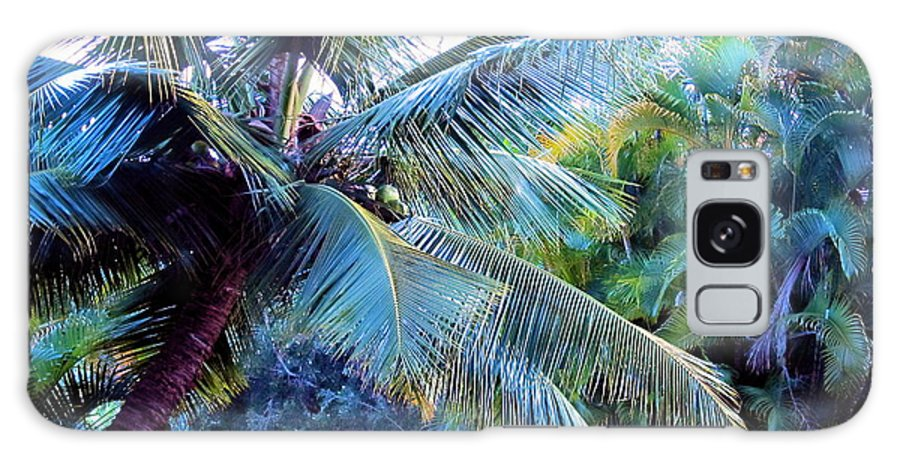 Palms Galaxy S8 Case featuring the photograph Trade Winds by Claire McGee