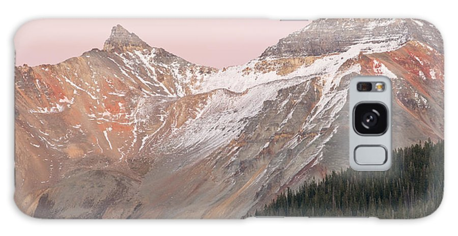Autumn Galaxy S8 Case featuring the photograph Twilight San Juan Mountains by Dean Pennala