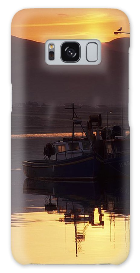 County Kerry Galaxy S8 Case featuring the photograph Valentia Island, County Kerry, Ireland by Richard Cummins