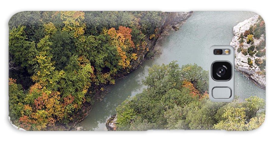 Verdon River Galaxy S8 Case featuring the photograph Verdon River by Bob Gibbons