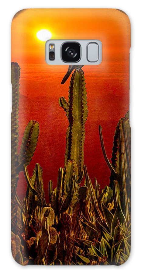 California Galaxy S8 Case featuring the photograph View From The Mission by Chris Lord