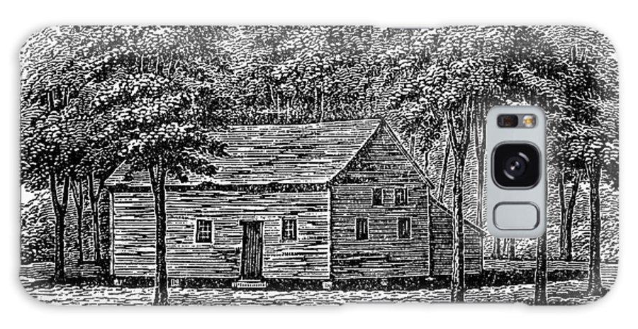 1856 Galaxy S8 Case featuring the photograph Virginia: Church by Granger