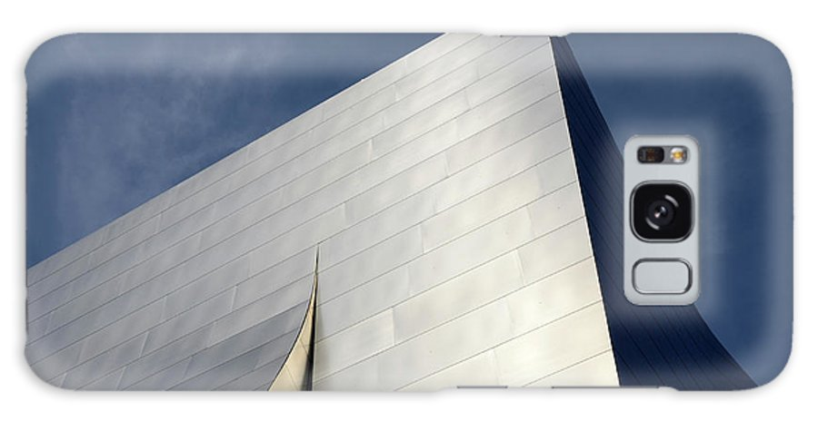 Disney Galaxy S8 Case featuring the photograph Walt Disney Concert Hall 5 by Bob Christopher